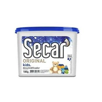 Desumificador Secar 180g Gel Kids - Ref.10.02.0636 - SECAR