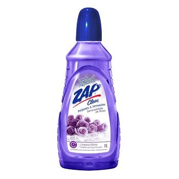 Limpador Perfumado 1 Litro Clean Sesualidade Da Rosa - Ref. 10.03.0549 - ZAP