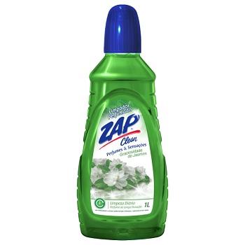 Limpador Perfumado 1 Litro Clean Graciosidade do Jasmim - Ref. 10.03.0550 - ZAP