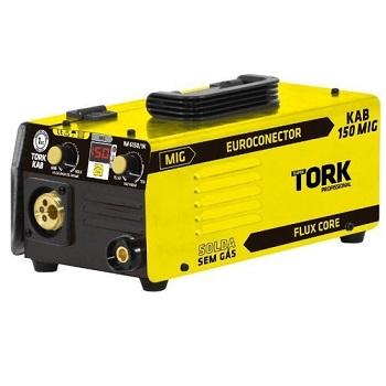 Inversor Solda 150A 220V Mig Sem Gas-Euro - Ref.IM-6150-220 - TORK