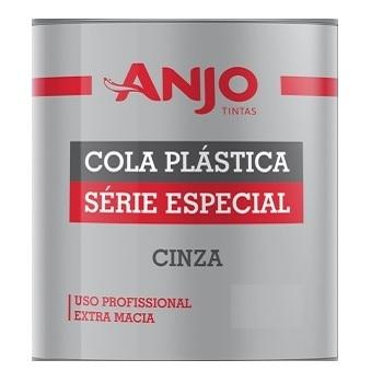 Massa plástica 800g Série Especial Cinza - Ref. 001311-21 - ANJO
