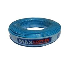 Cabo Flexível 1,50mm 100mm 750v Azul - Ref.456315036 - MAXCOPPER