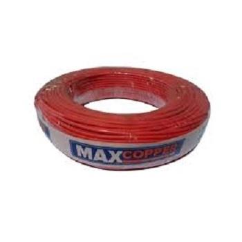 Cabo Flexível 1,5mm 100mm 750v Vermelho - Ref.456315064 - MAXCOPPER