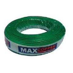 Cabo Flexível 1,5mm 100mm 750v Verde - Ref.456315057 - MAXCOPPER