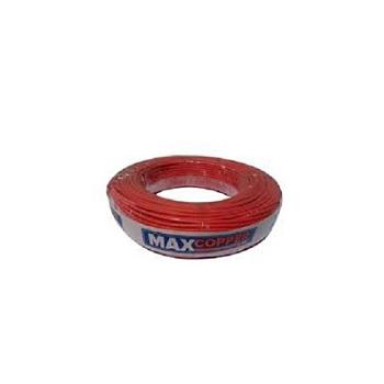 Cabos Flexível 2,5mm 100m 750v Vermelho - Ref.456315201 - MAXCOPPER