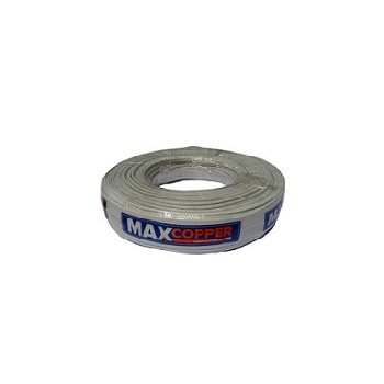 Cabos Flexível 2,5mm 100m 750v Branco - Ref.456315180 - MAXCOPPER