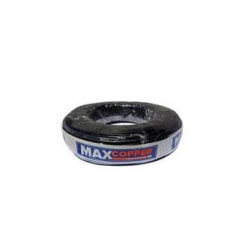 Cabos Flexível 4mm 100m 750v Preto - Ref.456315304 - MAXCOPPER