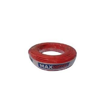 Cabos Flexível 4mm 100m 750v Vermelho - Ref.456315316 - MAXCOPPER