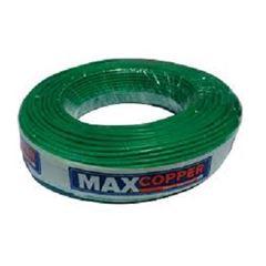 Cabo Flexível 4mm 100m 750v Verde - Ref.456315310 - MAXCOPPER