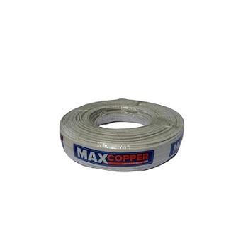 Cabos Flexível 4,0mm 100m 750v Branco - Ref.456315284 - MAXCOPPER
