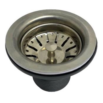 Válvula para Pia de Cozinha Inox 3.1/2 - Ref. DMR72080 - DIMAR