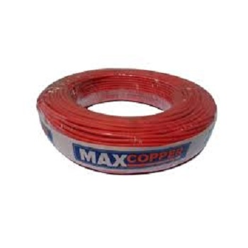 Cabo Flexível 6mm 100m 750v Vermelho - Ref.456315383 - MAXCOPPER