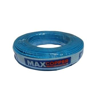 Cabo Flexível 10mm 100m 750v Azul - Ref.456315070 - MAXCOPPER