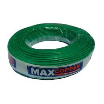 Cabo Flexível 10mm 100m 750v Verde - Ref.456315082 - MAXCOPPER