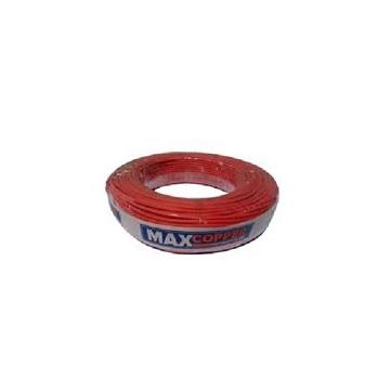Cabos Flexível 10mm 100m 750v Vermelho - Ref.456315096 - MAXCOPPER