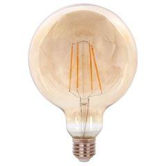 Lâmpada LED Filamento Globo 6w Bivolt G125 2200K  - Ref. DI70703 - DILUX