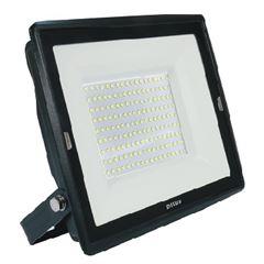 Refletor LED Ultra Slim150W Bivolt 6500K Preto - Ref. DI70772 - DILUX