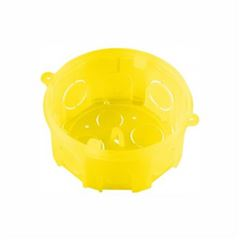 Caixa de Embutir 4x4 octogonal Amarelo - Ref. 57500004 - TRAMONTINA