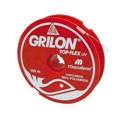 Linha de Nylon 0,50mmx100m UV Branca - Ref. 19GT0501B - GRILON