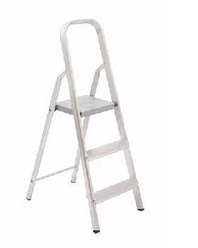 Escada De Alumínio 3 Degraus Tesoura - Ref. 45021 - MAESTRO