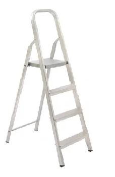 Escada De Alumínio 4 Degraus Tesoura - Ref. 45041 - MAESTRO