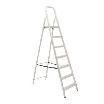 Escada de Alumínio 7 Degraus Tesoura - Ref. 45071 - MAESTRO