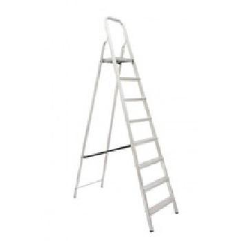 Escada De Alumínio 8 Degraus Tesoura - Ref. 45081 - MAESTRO