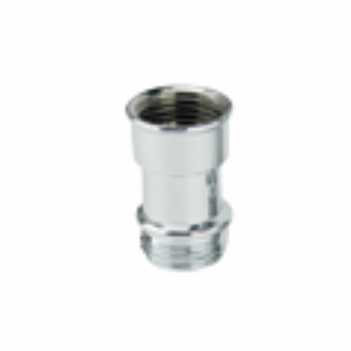 Prolongador em Latão 3/4 Extensão Curta 1011 Cromado - Ref.30009 - BOGNAR