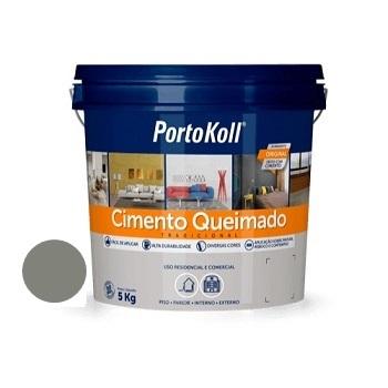 Argamassa Cimento Queimado 5KG Mineral - Ref.96617 - PORTOKOLL