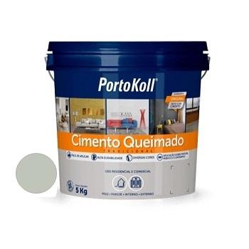 Argamassa Cimento Queimado 5KG Fendi - Ref.96618 - PORTOKOLL