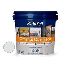 Argamassa Cimento Queimado 5kg Geada - Ref.96673 - PORTOKOLL