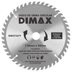 Disco Serra 48 Dentes 110mm Videa - Ref.DMX73377 - DIMAX