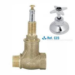 Registro de Pressão Metálica 3/4 Light 1416 C23 - Ref.30852 - BOGNAR