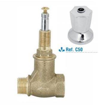 Registro de Pressão Metálico 3/4 1416 Light C50 - Ref.30334 - BOGNAR