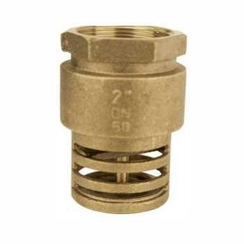 Válvula de Sucção Latão 1 Poço - Ref.30117 - BOGNAR