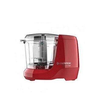 Mini Processador de Alimentos 220v Vermelho - Ref.MPR521-220V- Cadence