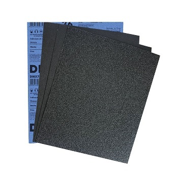 Lixa de Ferro Grão 120 D114 - Ref.DMX74749 - DIMAX