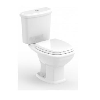 Bacia para Caixa Acoplada Fit Plus Branco - Ref.1663510010300 - CELITE