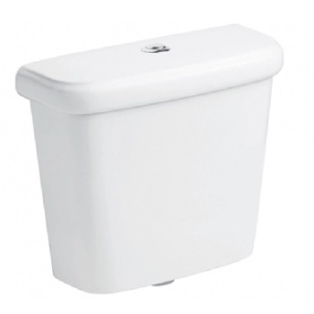 Caixa Acoplada 3 e 6 Litros Fit Plus Branco - Ref.1665600015300 - CELITE