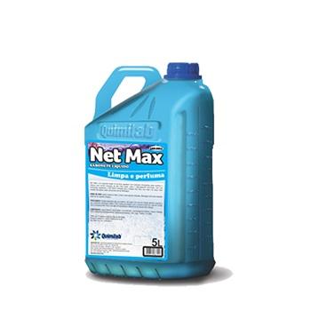 Sabonete Liquido 5 Litros Econômico Net Max Erva Doce - Ref.2252 - QUIMILAB