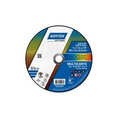 Disco de Corte 7 Polegadas Aço Multicorte - Ref.66252846281 - NORTON