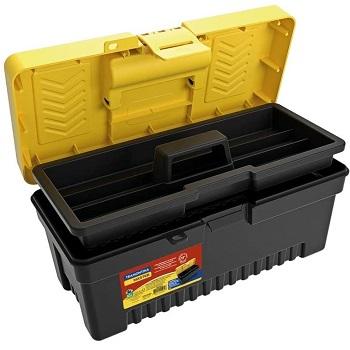 Caixa de Ferramentas Plastica 13 Polegadas - Ref.43804/013 - TRAMONTINA