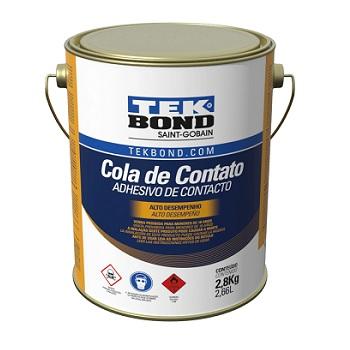 Adesivo de Contato 2,8kg - Ref.2430100200 - TEKBOND
