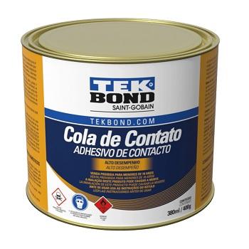 Adesivo de Contato 400g - Ref.24301000400 - TEKBOND