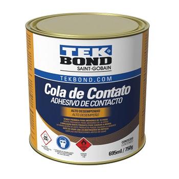 Adesivo de Contato 750g - Ref.24301000730 - TEKBOND