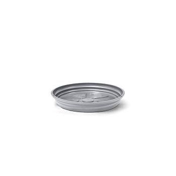 Prato Plástico para Vasos Redondo Nº 1 Capuccino - Ref.6000104-38 - NUTRIPLAN