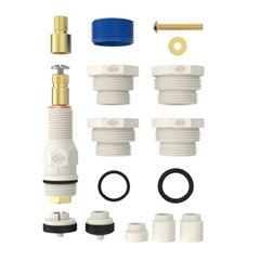Kit Fácil de Latão Salva Registro de Pressão 9 em 1 - Ref.061403-21 - BLUKIT