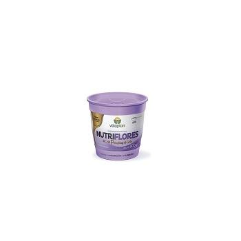 Fertilizante Nutriflores 500g Pote Lílas - Ref.8000909-U - NUTRIPLAN
