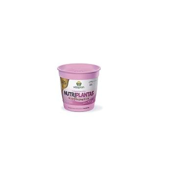 Fertilizante Nutriplantas 500g Pote Rosa - Ref.8000905-U - NUTRIPLAN