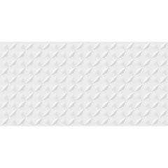 Revestimento 37X74 Lótus Branco Retificado Brilhante Tipo A - REF.MP37190 - TECNOGRES